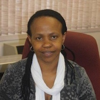 Prf Meyiwa, Gender Summit 5 Africa speaker