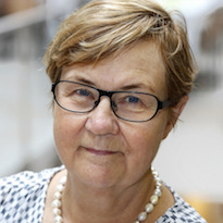 Prof Gunnel Gustafsson, Gender Summit speaker