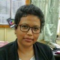 Gayatri Buragohain, Gender Summit 8 Speaker