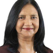 Dr Romilla Maharaj, Gender Summit 5 Africa speaker