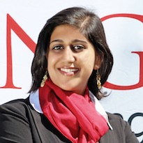 Hema Vallabh, Gender Summit 5 Africa Speaker