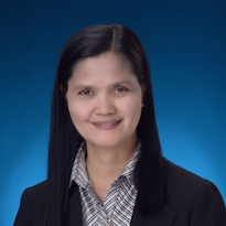 Dr Ofelia F. Domingo, Gender Summit 6 Asia-Pacific speaker