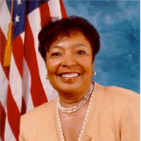 Congresswoman Eddie Bernice Johnson PhD