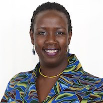 Dr Wanjiru Kamau-Rutenberg, Gender Summit speaker