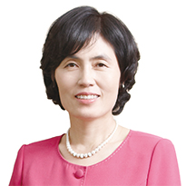 Youngah Park, Gender Summit 5 speaker