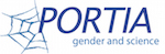 portia logo new gender and science